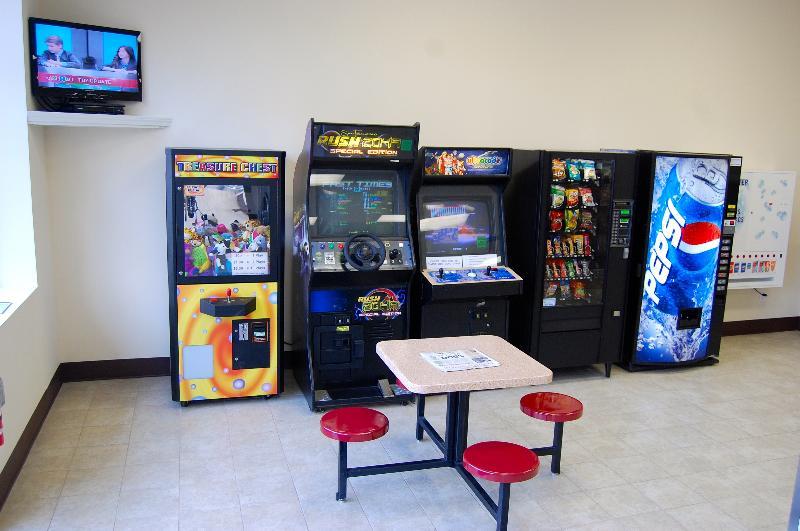 Vending & Video Games