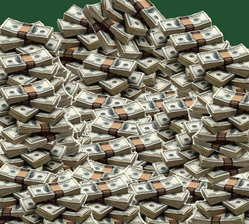Huge Pile of Bills-2