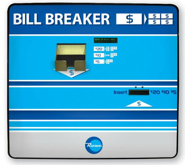 Rowe Bill Breaker