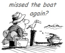 Missed the Boat Again