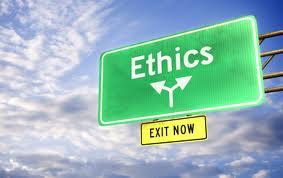 Ethics Fork Sign