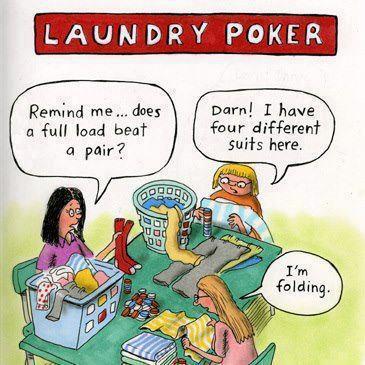 Laundry Poker