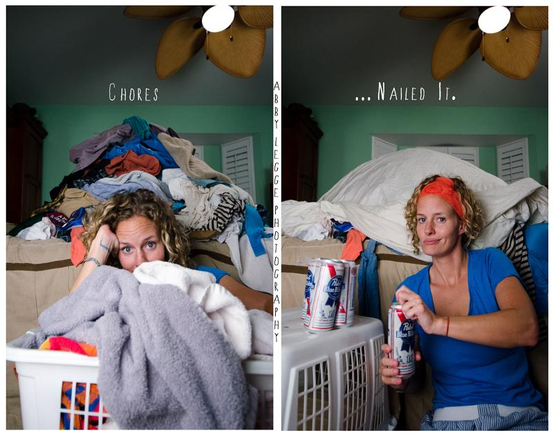 Laundry De-Nile