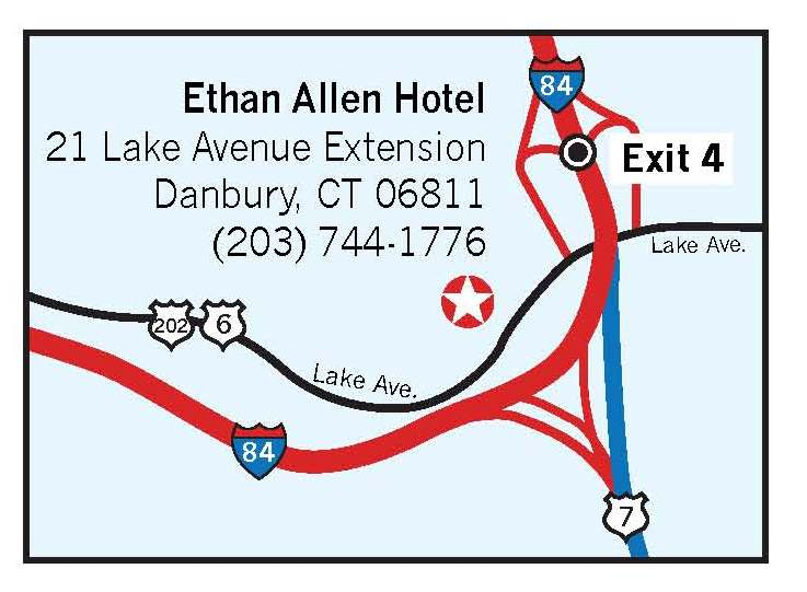 Ethan Allan Map