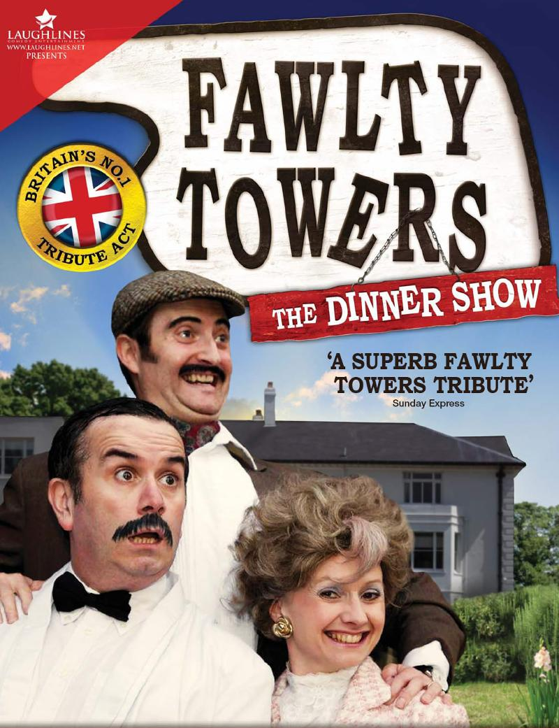 Hadley Fawlty Towers