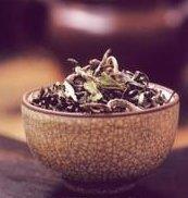 tea aromas and flavors