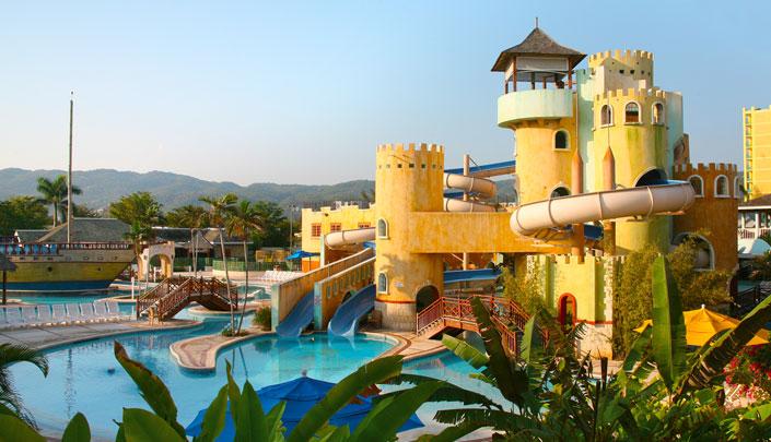 SUNSET Beach WATERpark- Jamaica, Montego Bay
