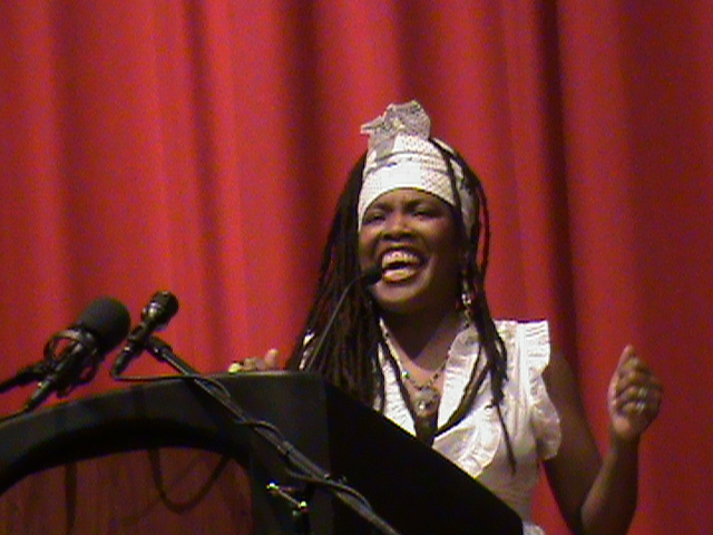 Imani- SINGS -a- Lift Ev Voice at GIL NOBLE Tribute 2012