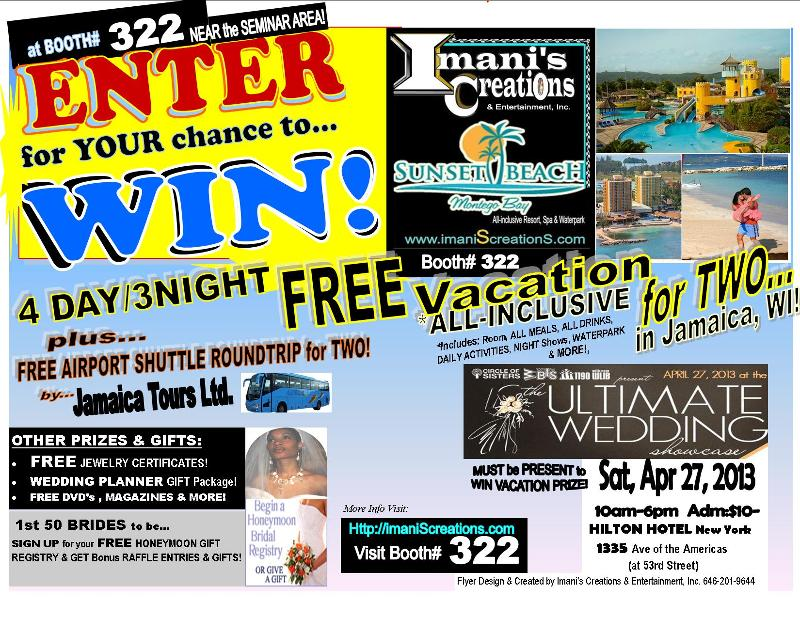 SIGN- ENTER to WIN at SUNSET  & Jewelry, etc!