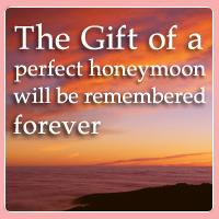 WEDDING- Gift of Perfect Honeymoon