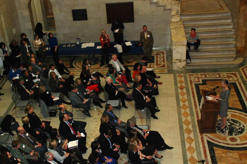 Rare Disease Day at Mass. State house 2013
