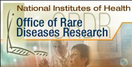 NIH Office of Rare Disease Research