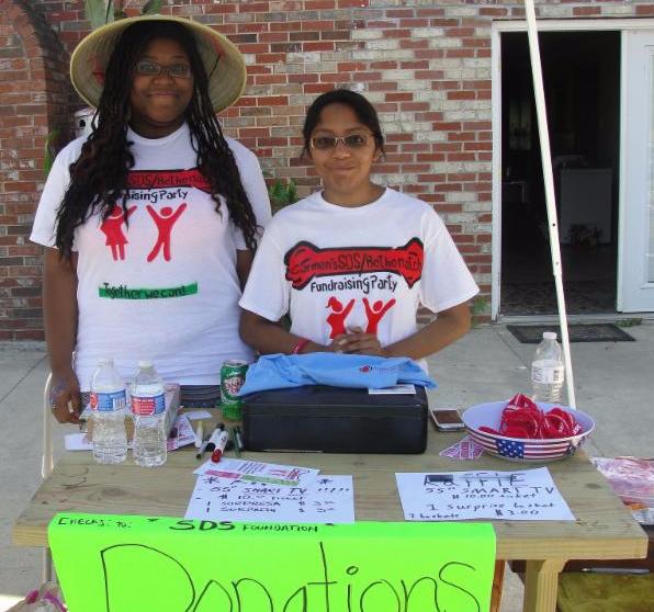 Carmen Fundraiser 1