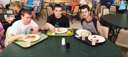 Jon Wall, Chris Garfield, Logan Stone