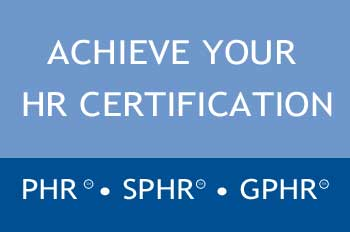 Achieve HR Certification