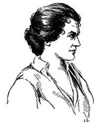 Juliette Low sketch