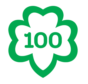 100th Trefoil Small
