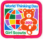 World Thinking Day 2013