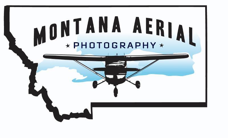 Montana Aerial Photography Logo