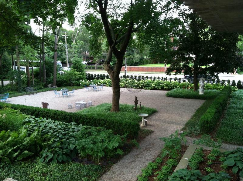 Turkel House Garden