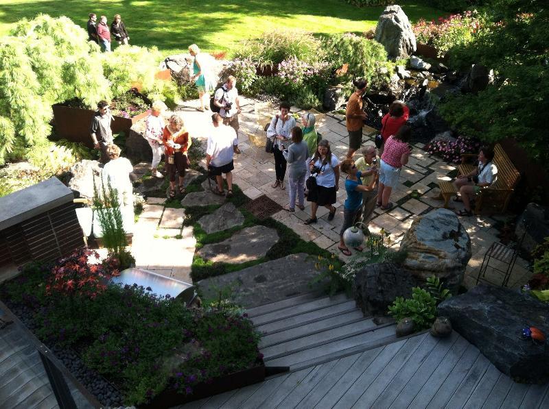 Aquafina Garden