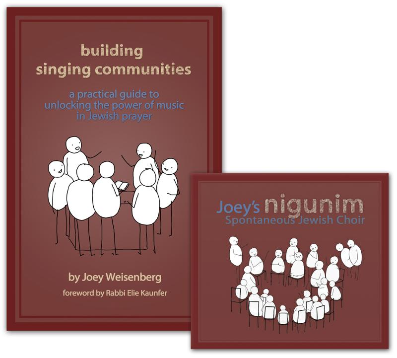 Building Singing Communities covers