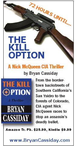 Bryan Cassiday AD
