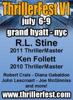 Thrillerfest 2011