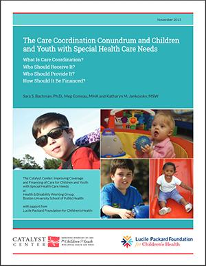 Care Coordination Conundrum Report Cover.