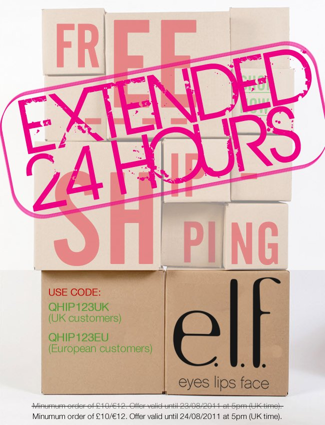 FREE SHIPPING EXTENDED!!!