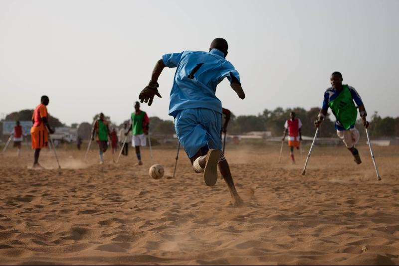 Football for Life - Christopher Morris/ICRC/VII