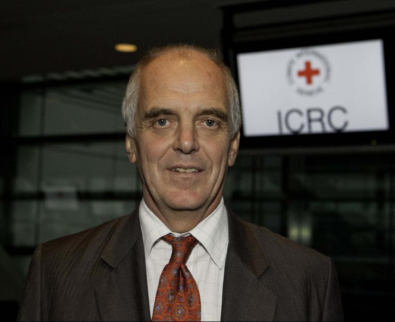Geoff Loane, Head of ICRC Regional Delegation