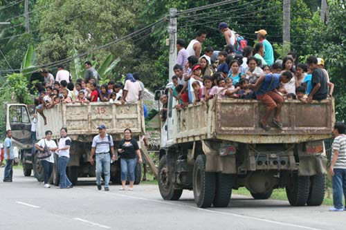 Lanao del Norte, Mindanao, the Philippines.