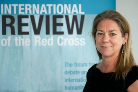 Fiona Terry, author of
