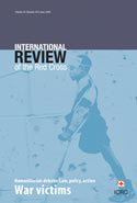 International Review of the Red Cross: War Victims