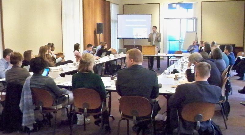 Teaching IHL Workshop at Berkeley Law
