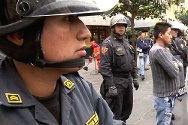 Human Rights Challenges for the Police in Peru