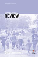 International Review of the Red Cross - Displacement