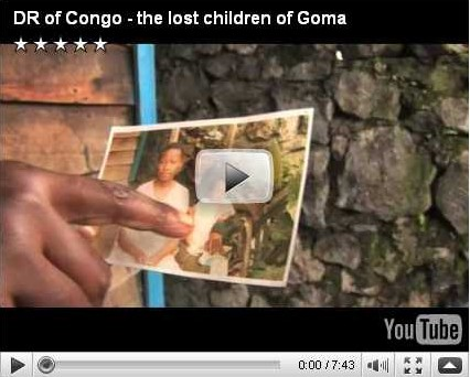 ICRC Film: The Lost Children of Goma