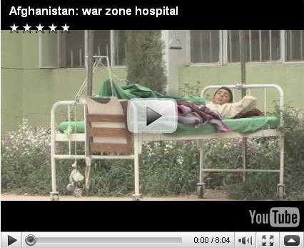 ICRC Film: Afghanistan War Zone Hospital