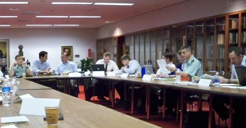 Third Annual National Security Law Junior Faculty Workshop