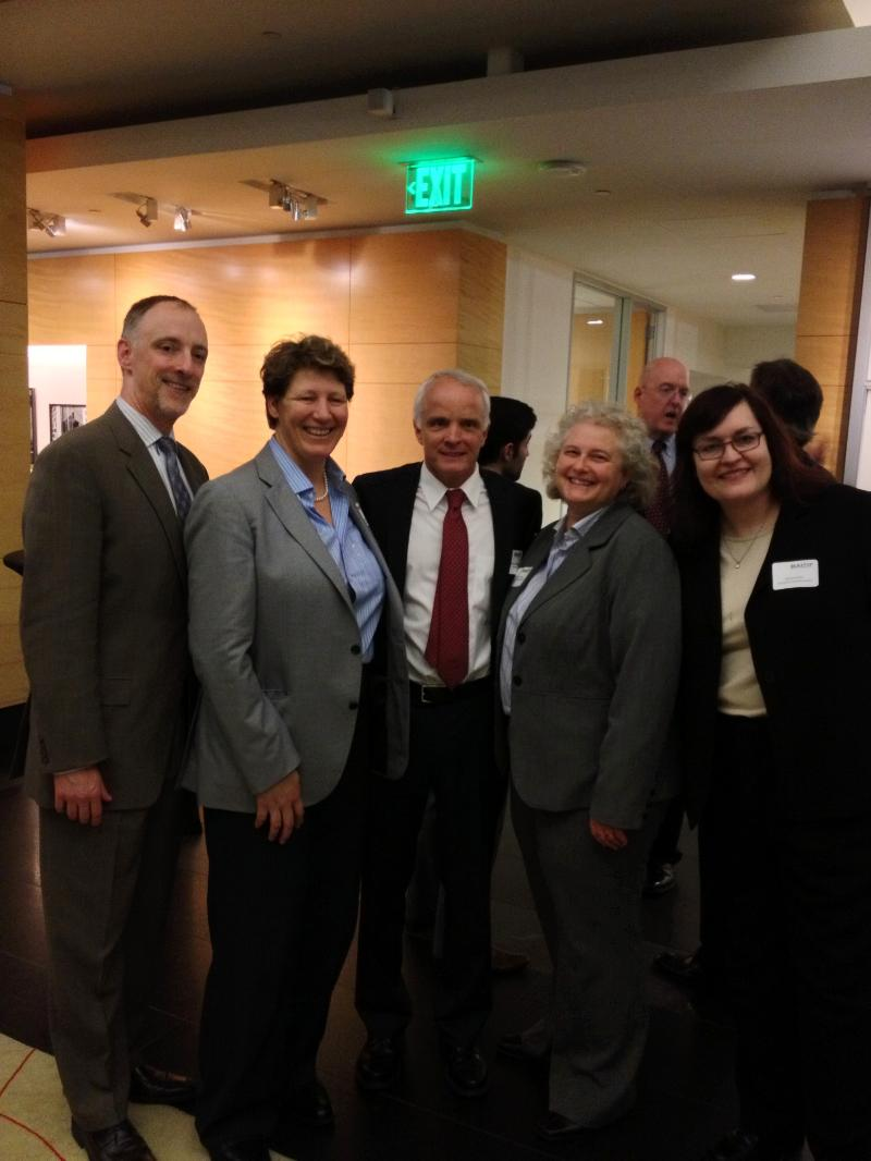 balif newsletter  judiciary pace setters left to right judge christopher r bowen first out gay judge in contra costa county judge tara m flanagan would second