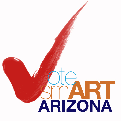 Vote smART Logo