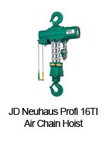JD Neuhaus New Product