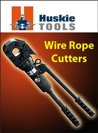 Huskie Wire Rope Cutters