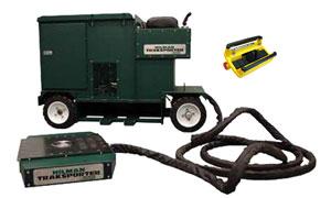 Hilman Traksporter - powered load roller