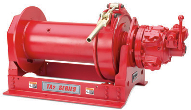 Thern Big Red air winch