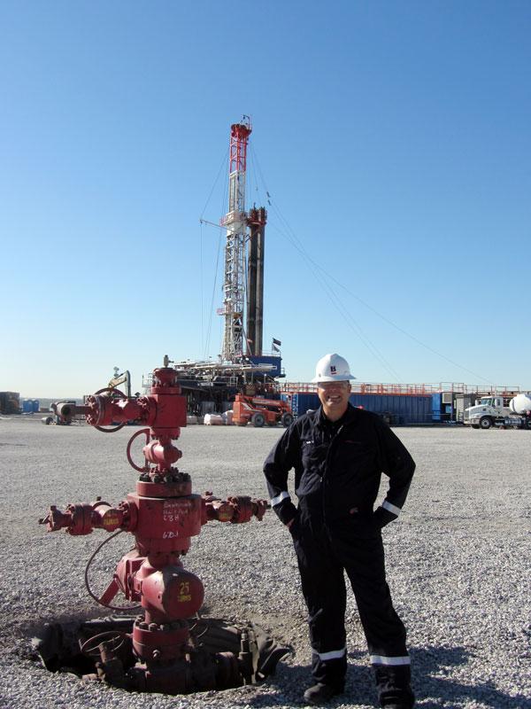 Oilfield Sales Representative