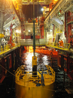 BLP Slings used in Gulf of Mexico Recovery Project