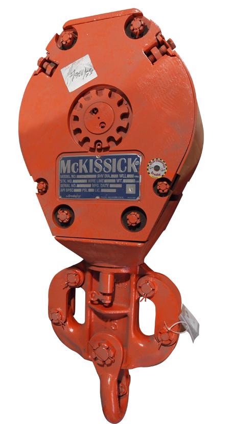 McKissick Oilfield Block